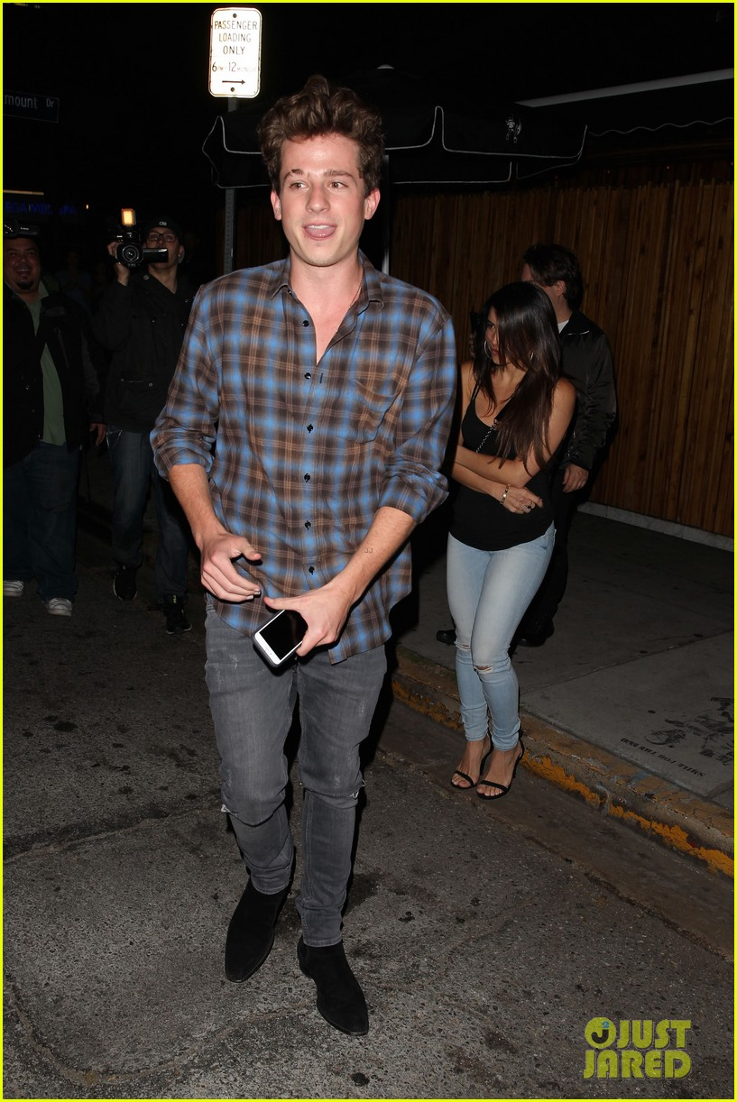 charlie puth heads to the nice guy with female friend 06