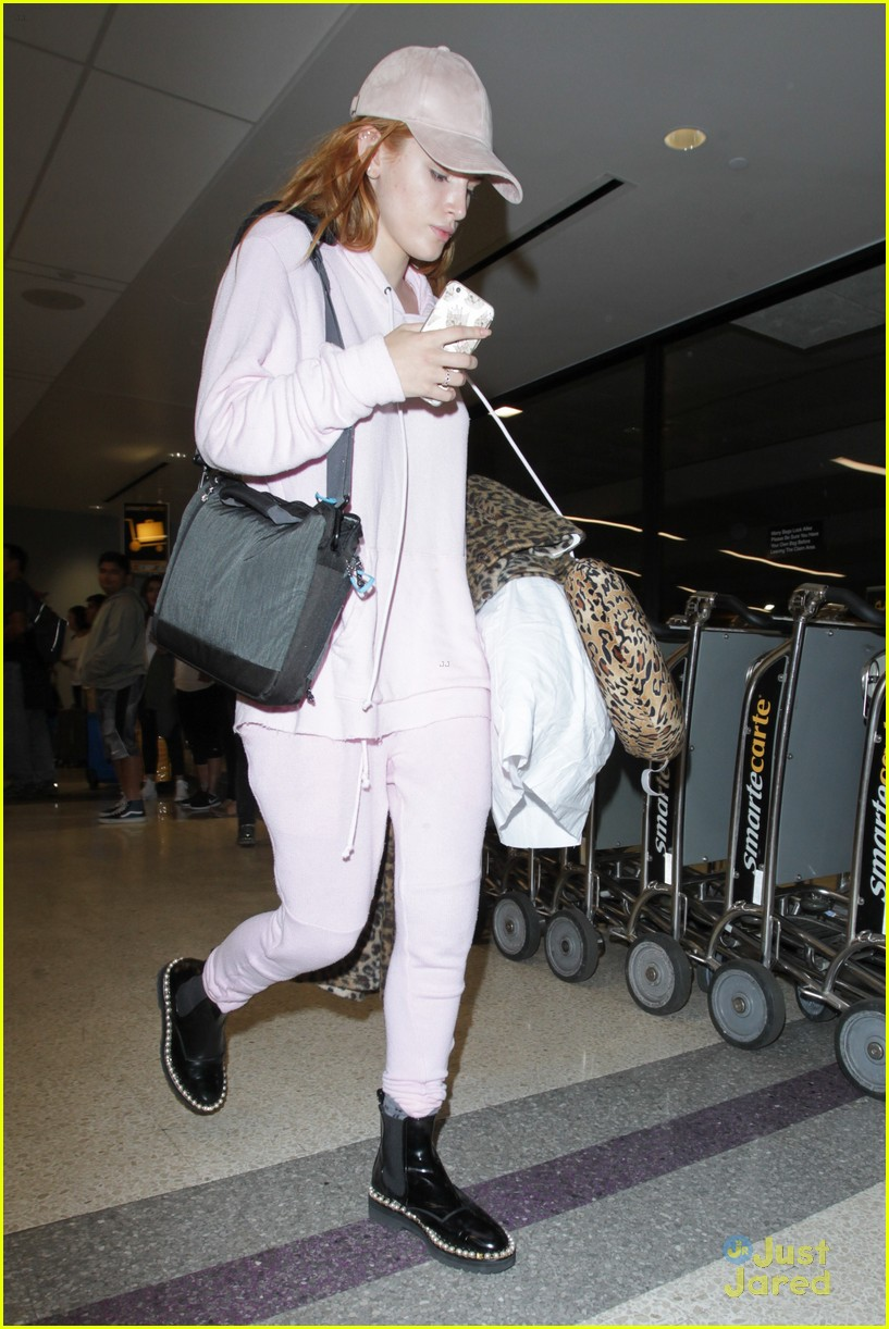 bella thorne wishes bella pendergast bday lax arrival 08