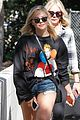 Chloe-mom chloe moretz spends the day with her mom202