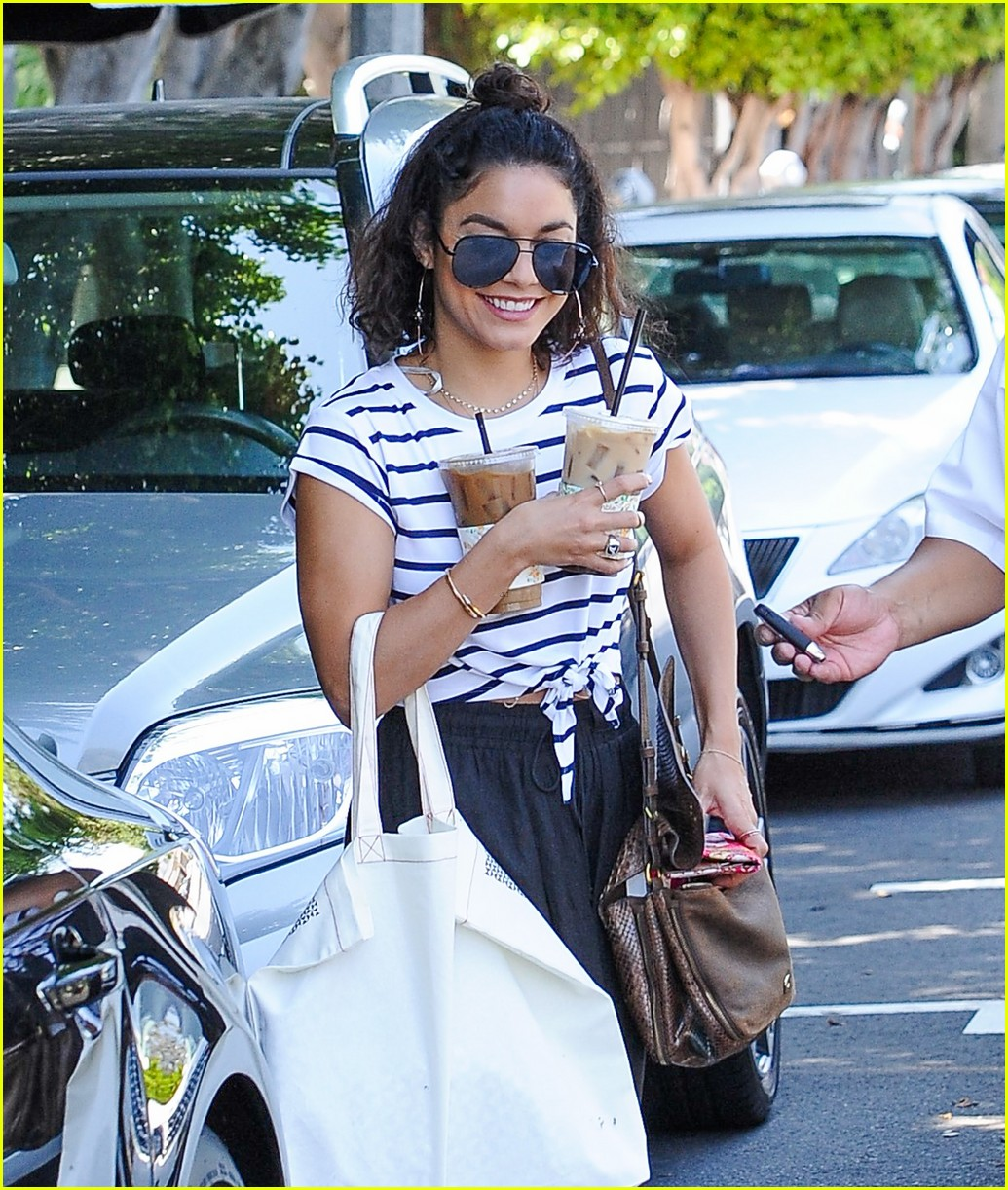 vanessa hudgens throws it back to high school musical days 02
