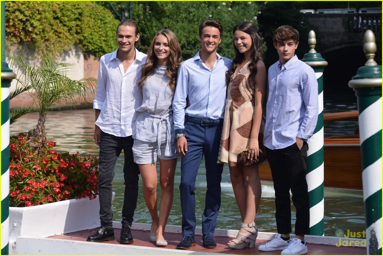Eleonora Gaggero & Alex & Co. Cast Attend Venice Film ... Vanessa Hudgens Boyfriend