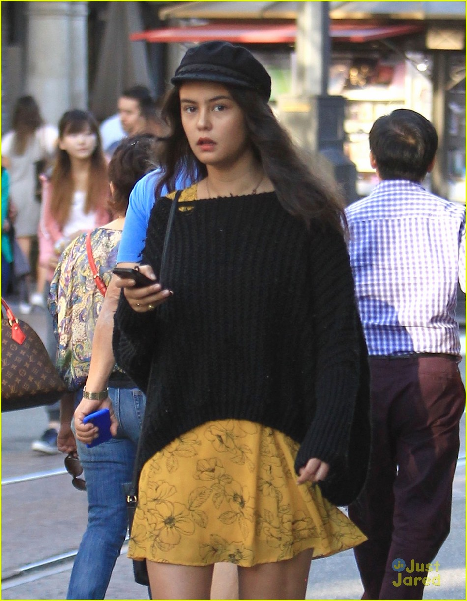 Ross Lynch Spoils His & Courtney Eaton\'s Halloween Costume on ...