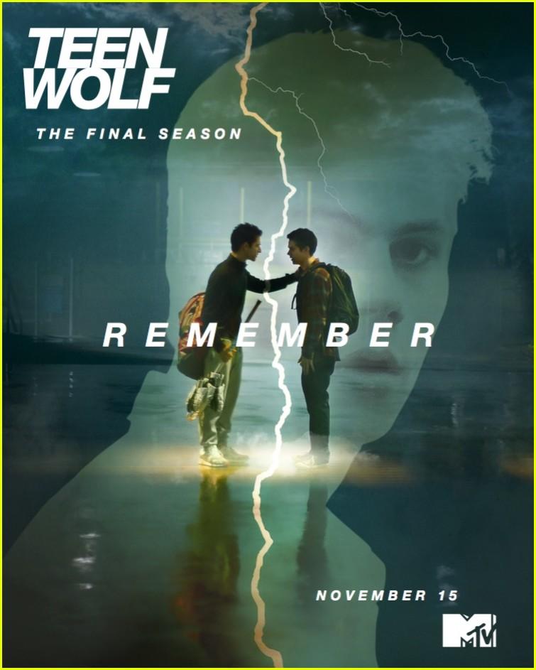 dylan obrien teen wolf limited season 01