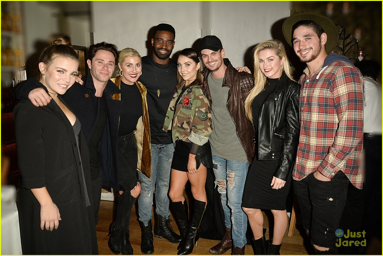 jenna johnson dwts celebrate keo motsepe bday 04