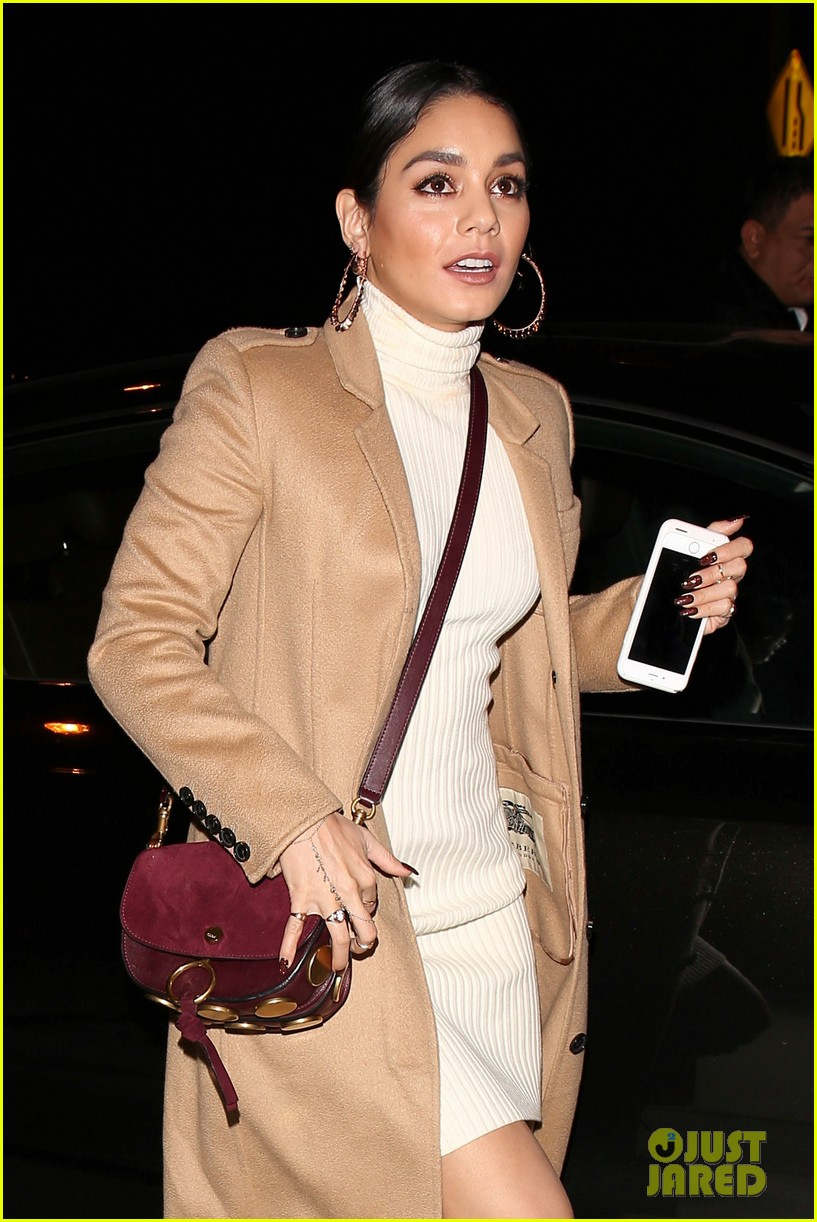 vanessa hudgens austin butler step out for date night 01