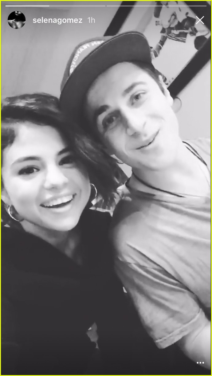 selena gomez and david henrie reunite imagine where wizards characters are today 02