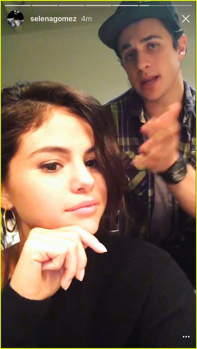 selena gomez and david henrie reunite imagine where wizards characters are today 04