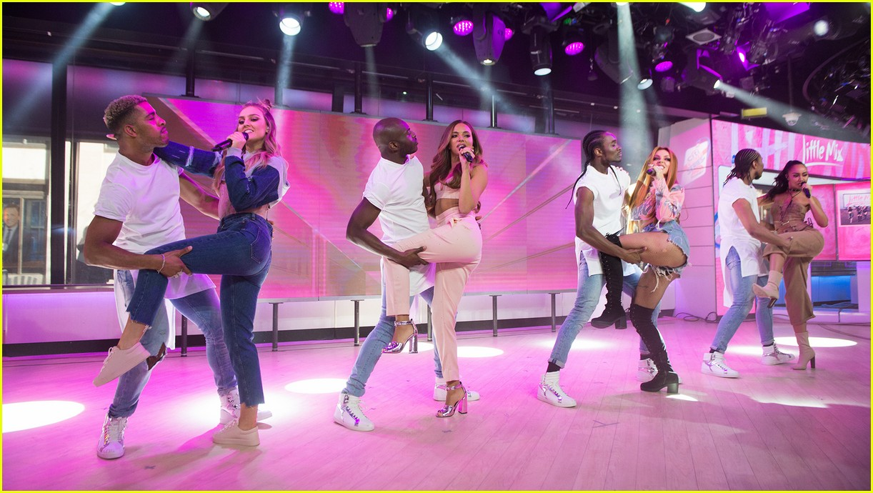 little mix touch today show video 02