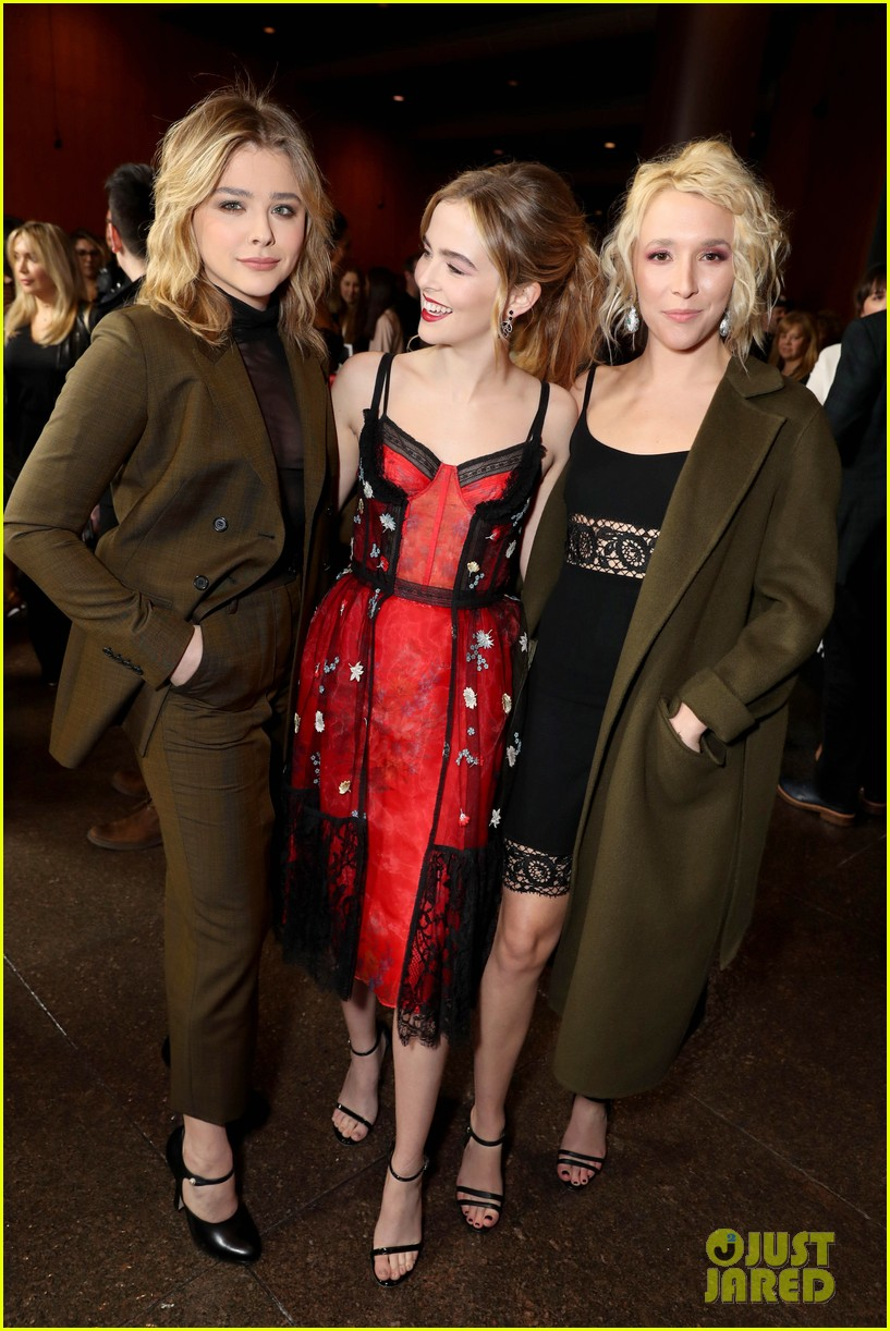 zoey deutch halston sage before fall premiere 03