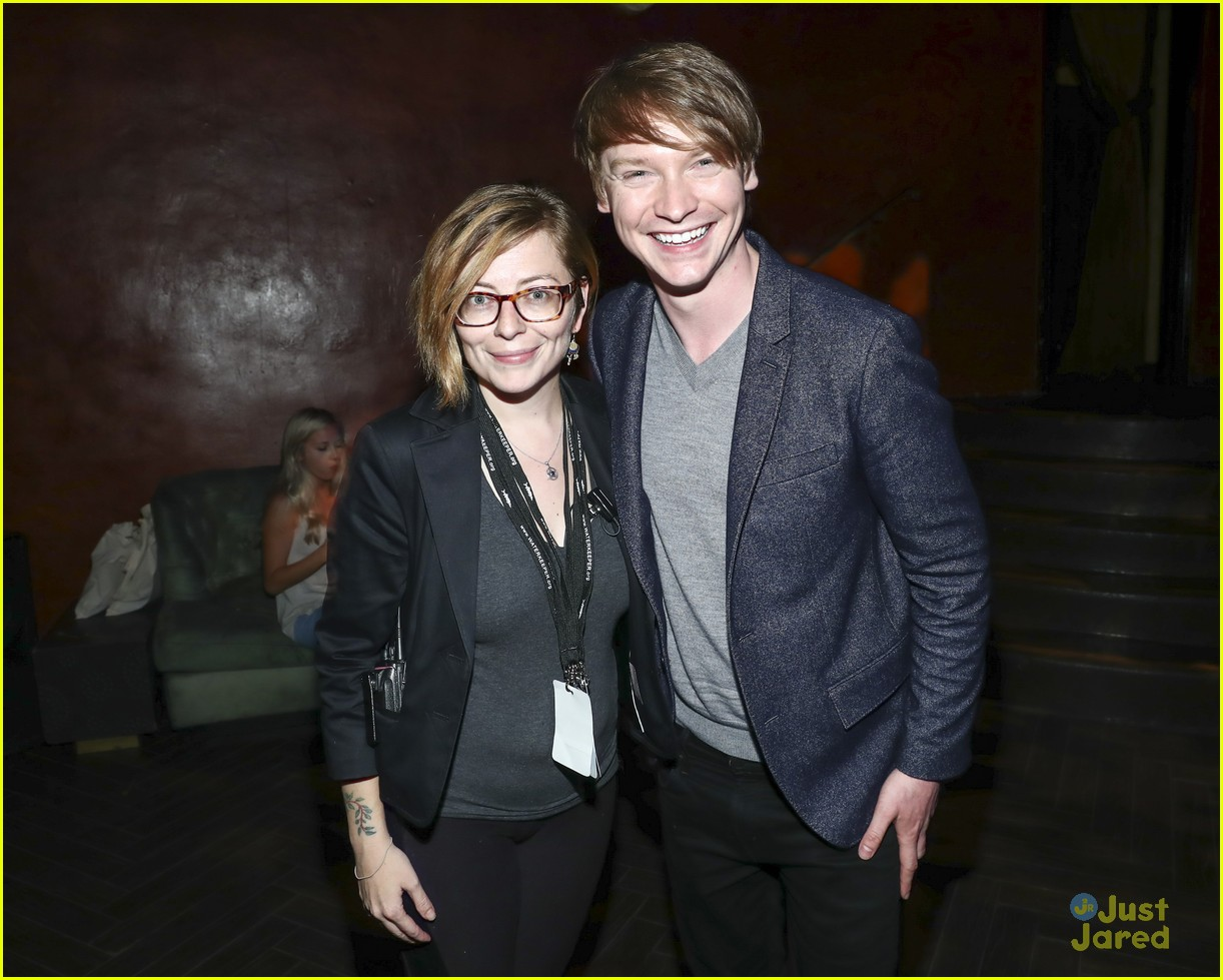 calum worthy keep clean water event 03