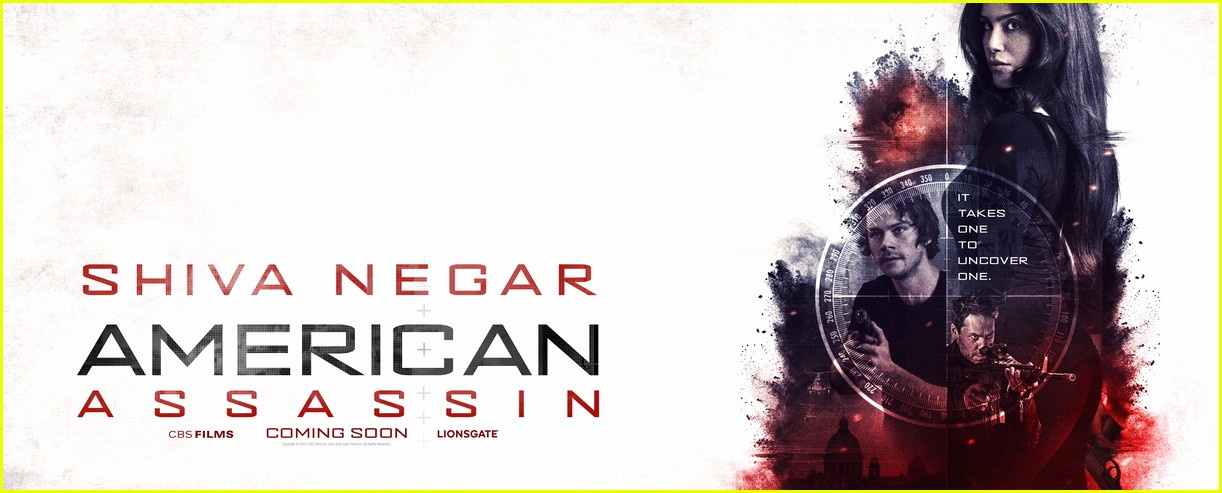 dylan obrien american assassin character poster 04
