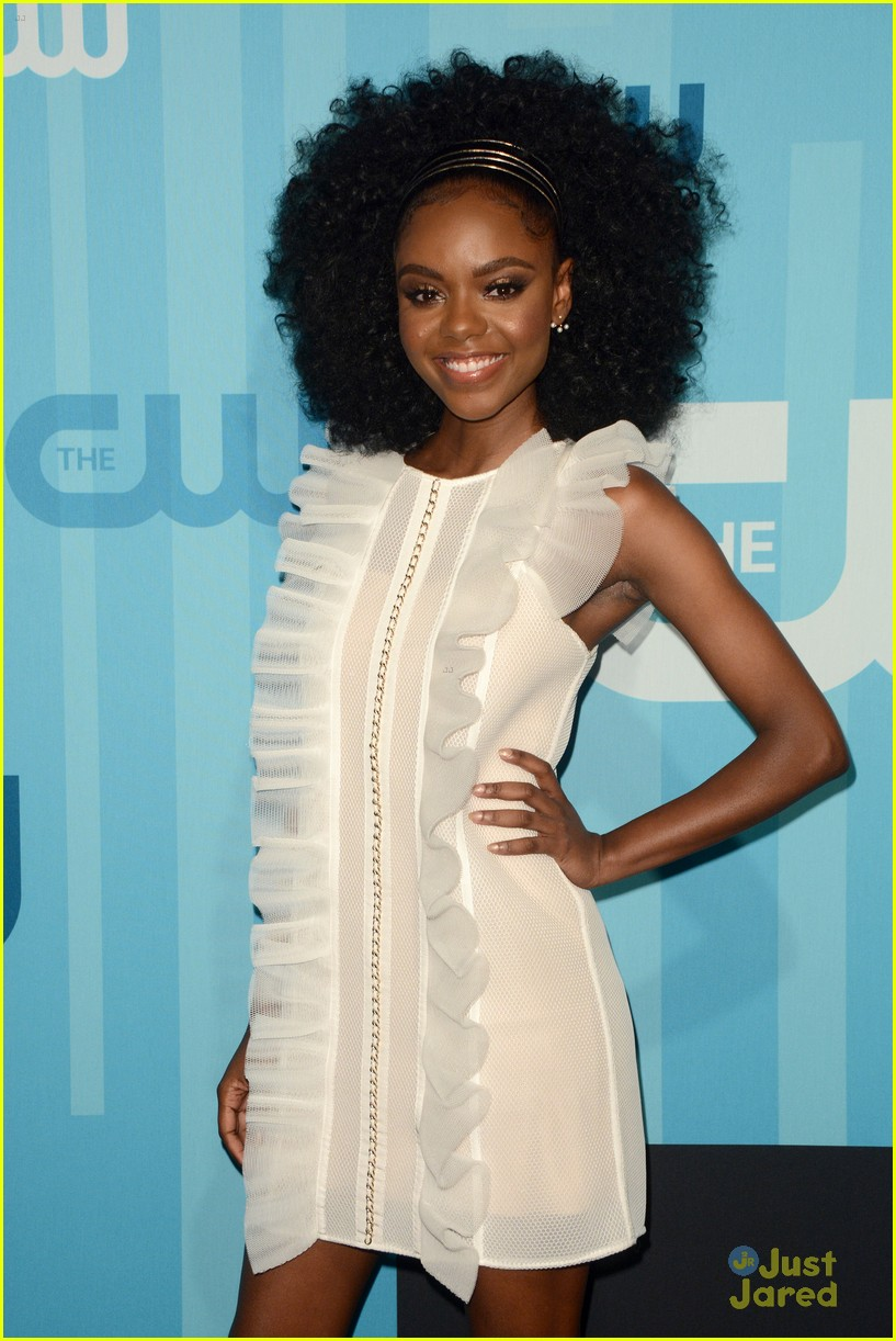 ashleigh murray reggie josie romance coming riverdale 04