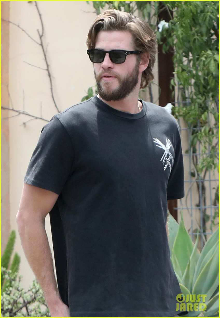 liam hemsworth grabs lunch with a pal in malibu04