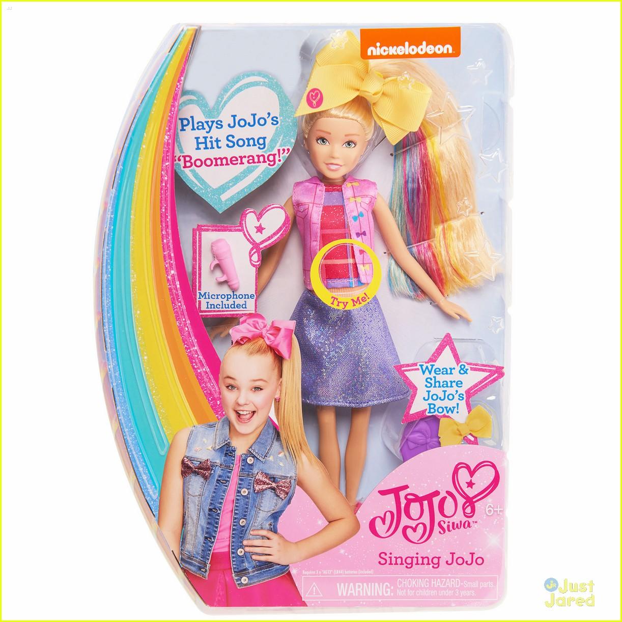 jojo siwa new doll new song 02