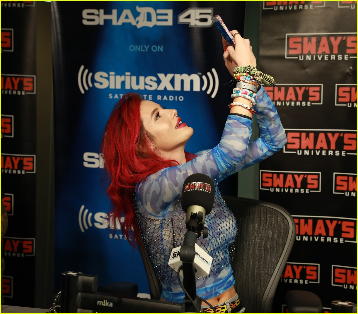 bella thorne sirius xm radio music 04