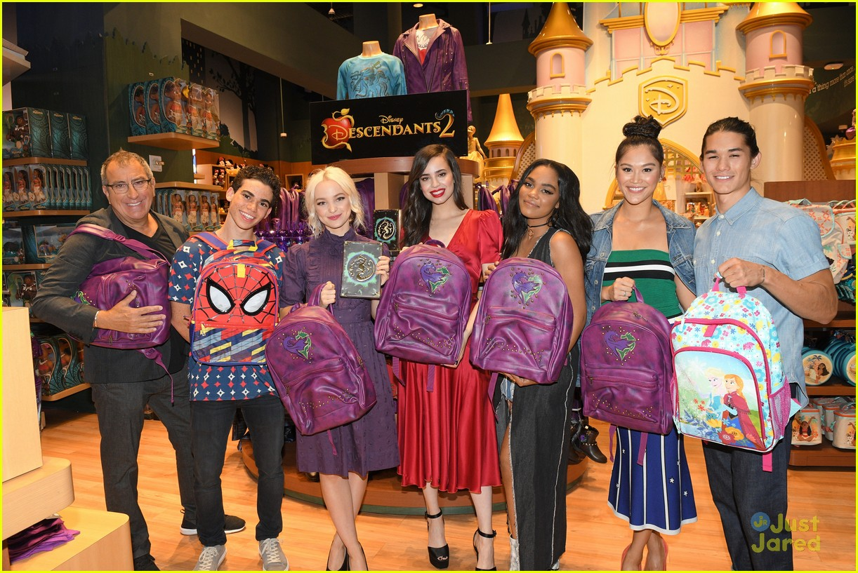 cameron boyce being cam china post d2 gma 01