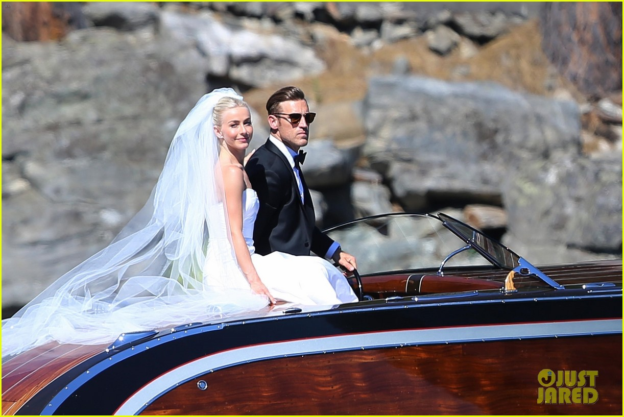 julianne hough brooks laich 39 s wedding pictures see