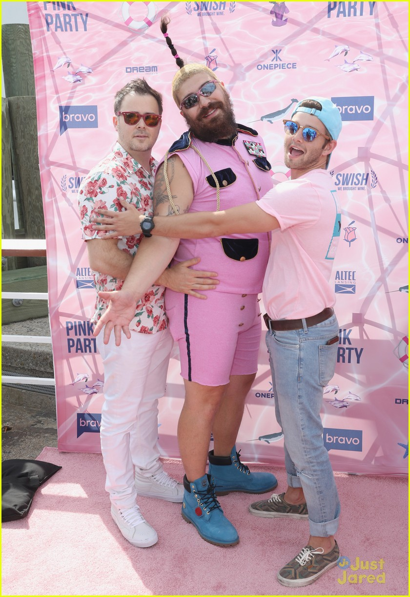 jack griffo pink party fat jewish 04