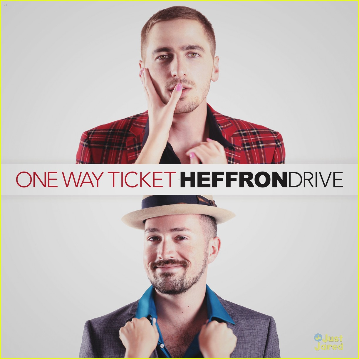 heffron drive one way ticket excl video 02