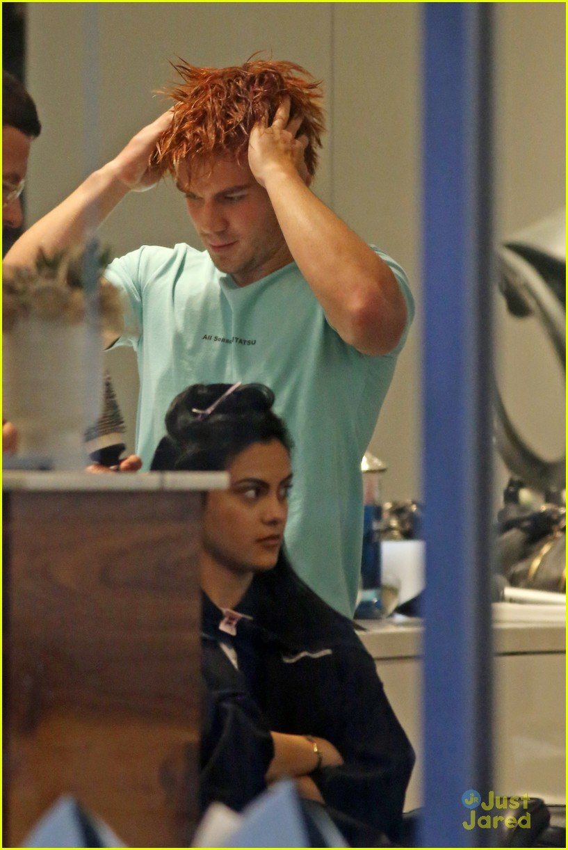 kj apa red hair woes camila vancouver touch ups 02