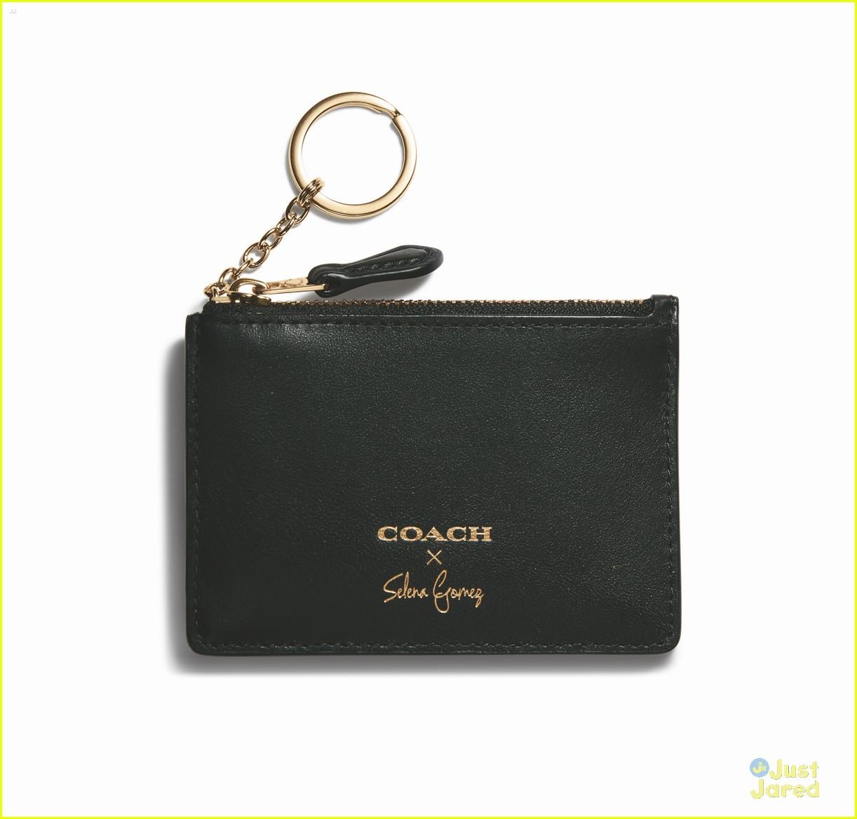 selena gomez selena grace coach bag 04