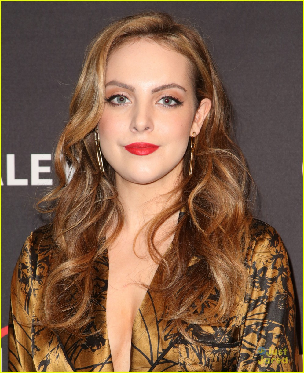 Elizabeth Gillies Brings 'Dynasty' Drama To PaleyFest 2017 ...