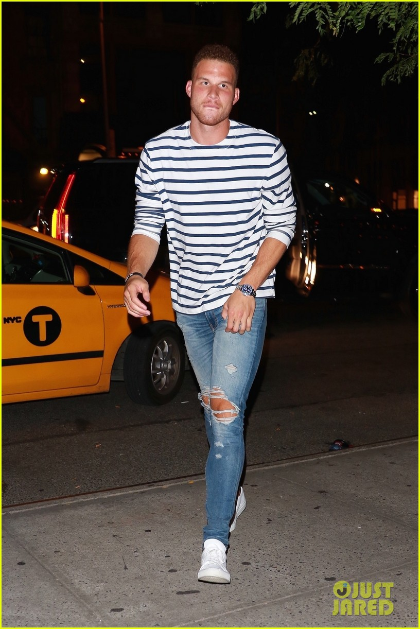 kendall jenner joins blake griffin for night out in nyc 08