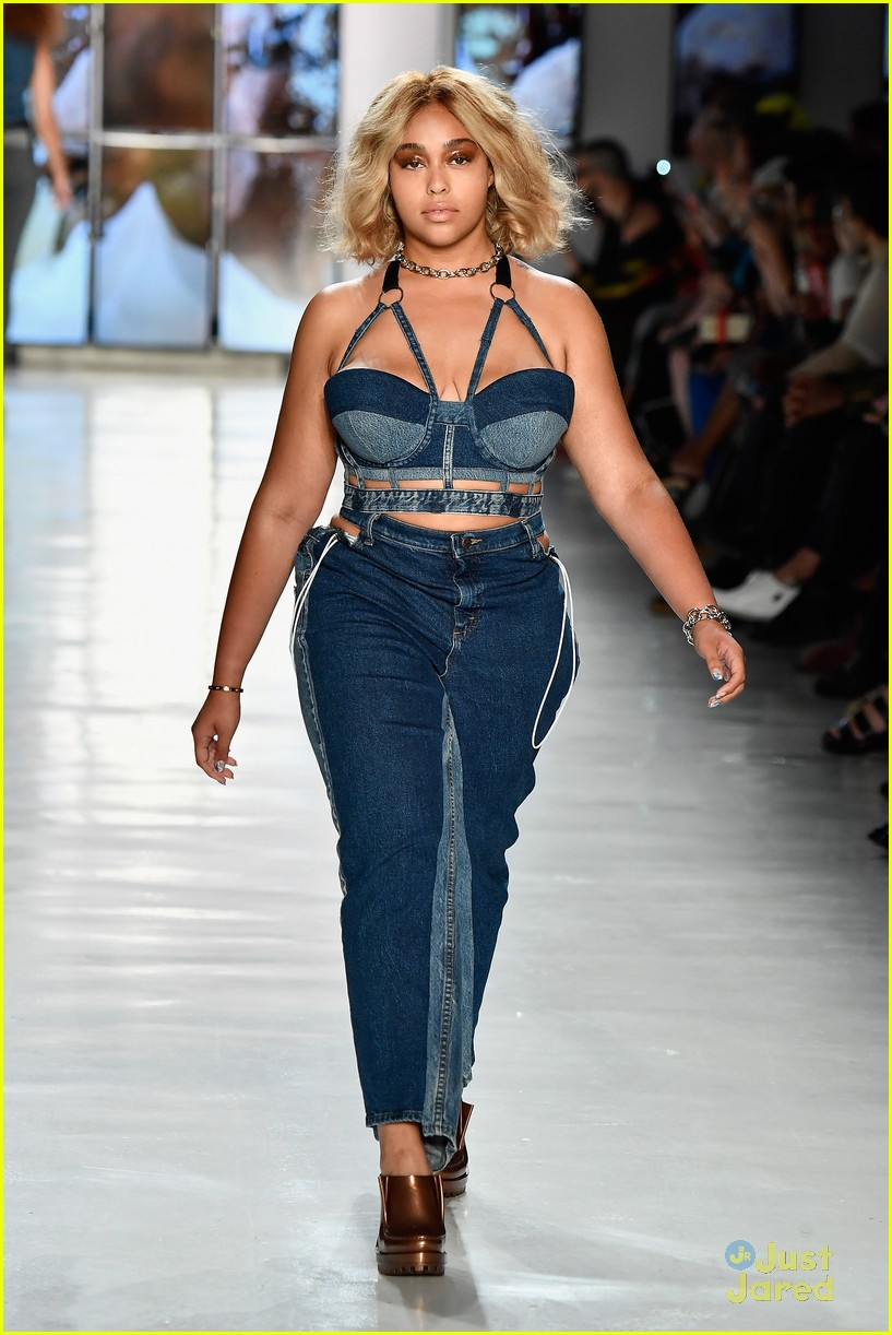 jordyn woods unitas event nyfw plus size model term 05