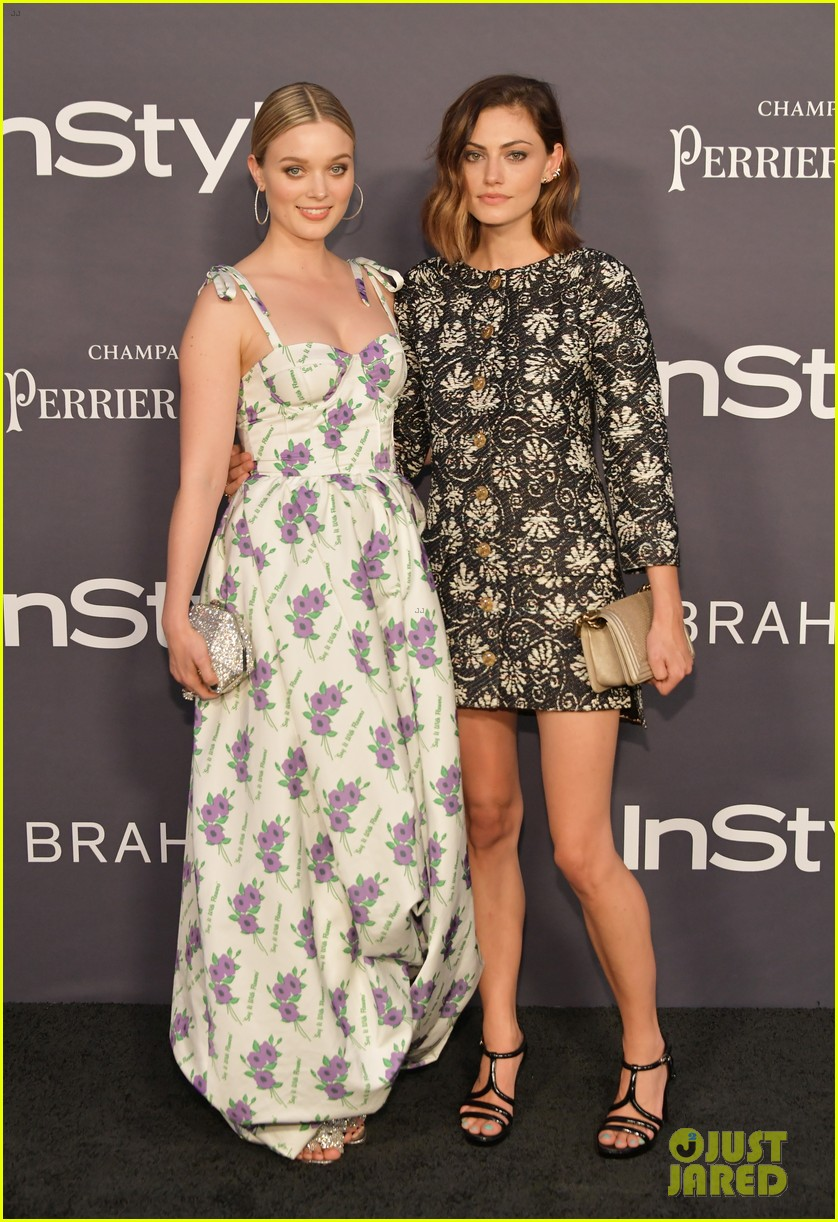 zendaya and elle fanning receive big honors at instyle awards 03
