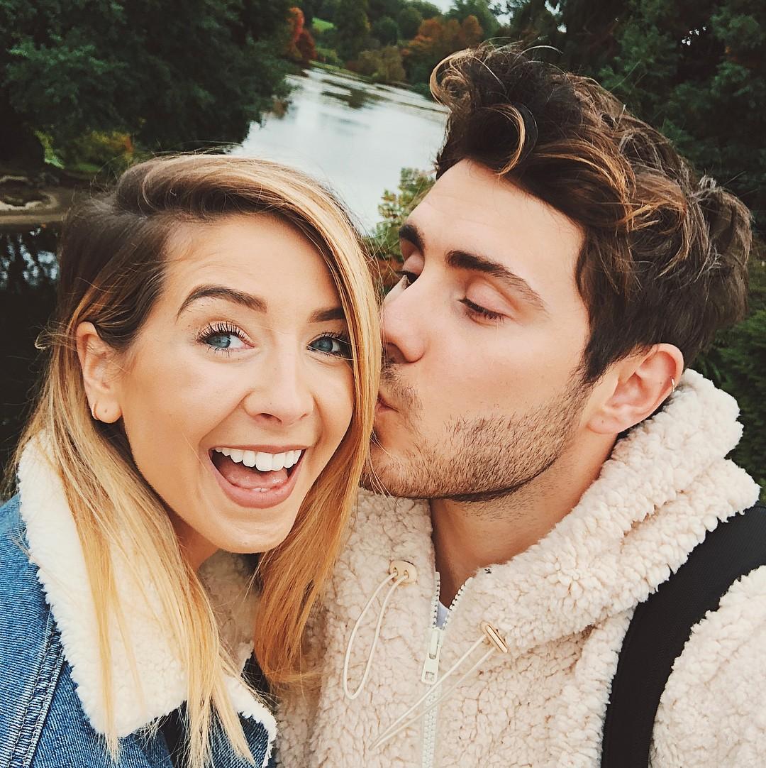 alfie deyes and zoella dating