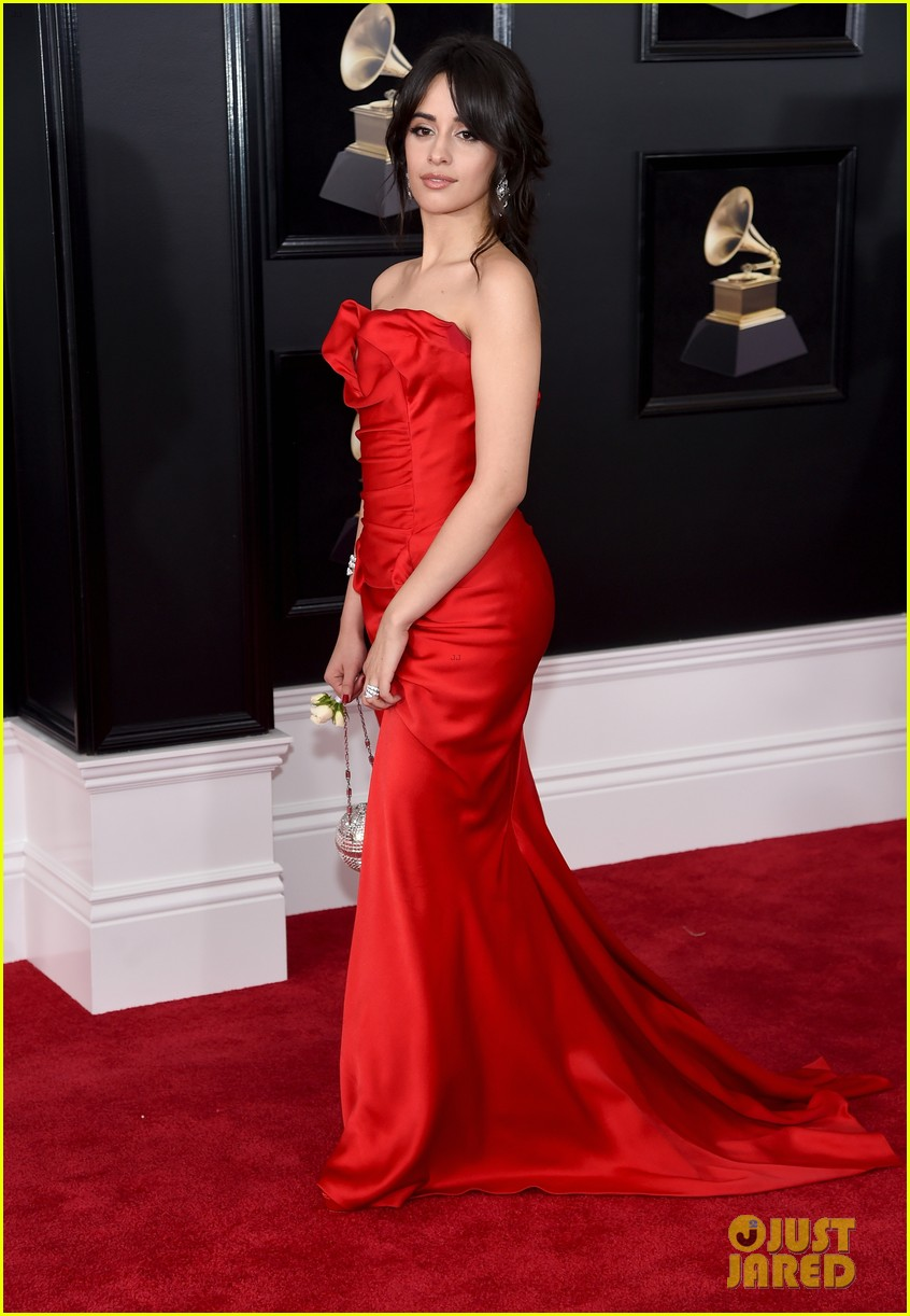 Camila Cabello Is Red Hot Ahead of Grammys 2018 ...