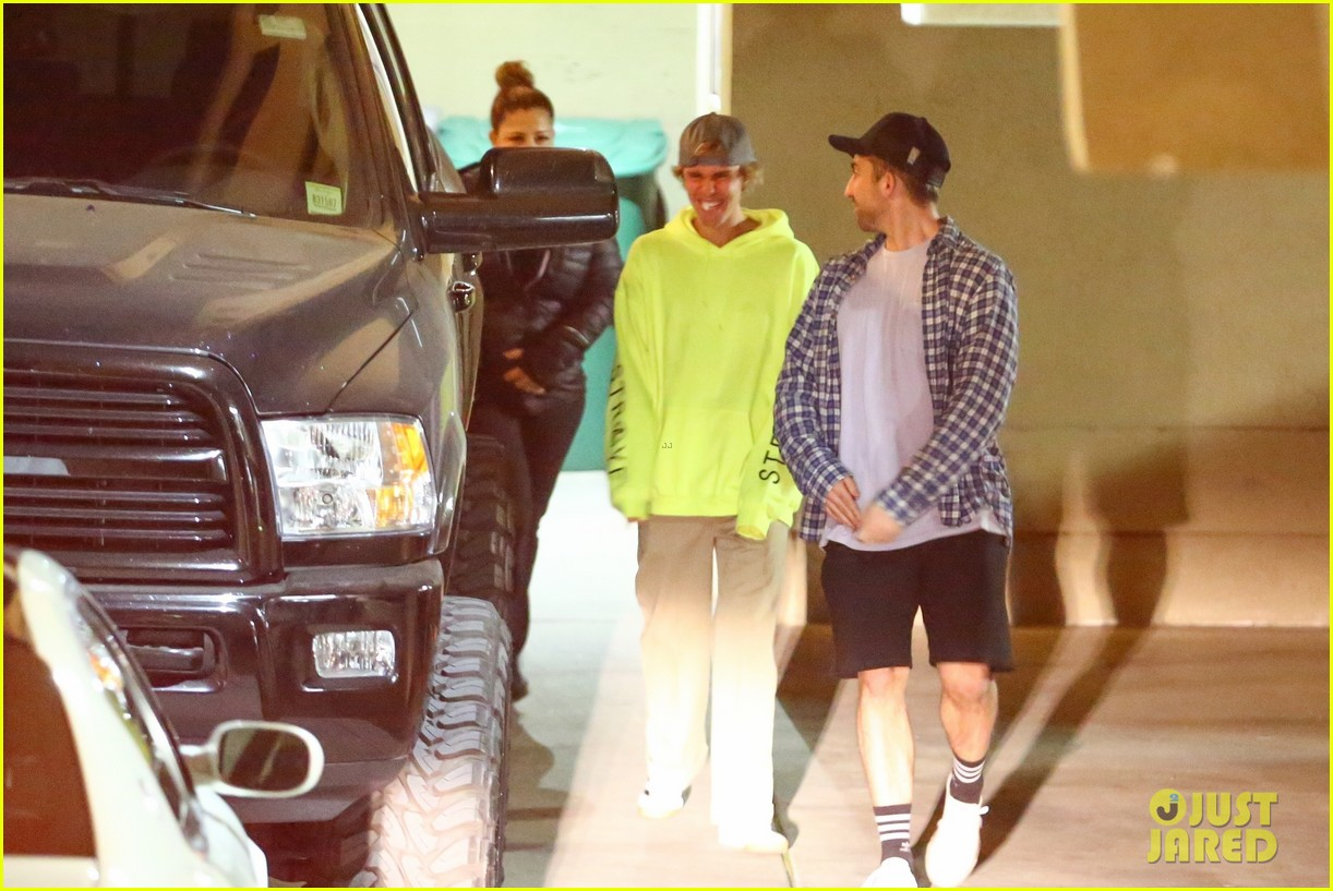 justin bieber goes to church with his mother amp patrick